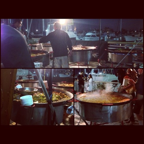 Best paella ever. Pa-Ye-Yuh! #paella #eatrealfestival 🍲 (Taken with Instagram)
