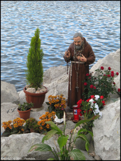 Naples :  St. Pio of Pietrelcina by Pantchoa on Flickr.