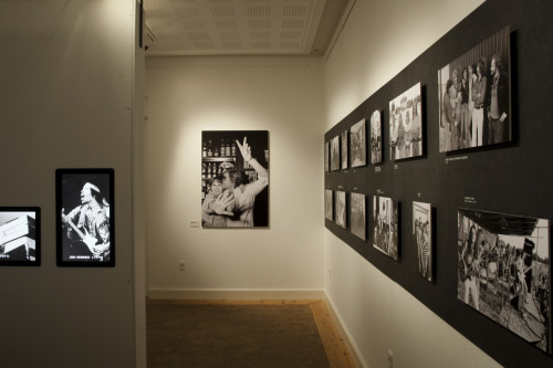 From the Exhibition Beat mm - Jorgen Angels Rock Photos. http://www.dengamleby.dk/beat/ http://www.angel.dk/