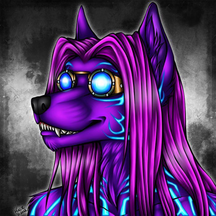 Finished icon commission for Stritex on DeviantArt! Sorry for the brightish colors. xD