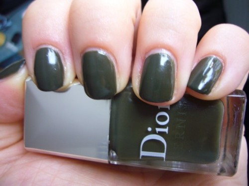 DIOR Vernis Amazonia - Golden Jungle