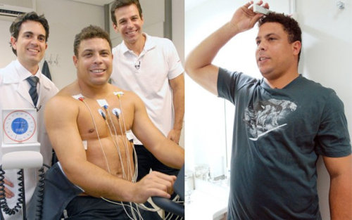 "This Can't Be Life ""The"" Ronaldo (IMO) will star in a weight-loss reality show in Brazil. The one problem that cut his career in half and forced him back to Brazil, he decides to care about now? SMH. But this adds to the legend."