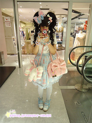 wonderland-sweet:  xsugary-candyx blog Angelic Pretty - Magical Etoile