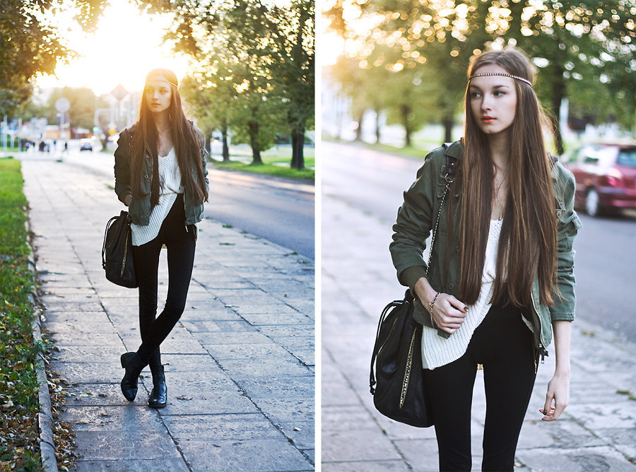 lookbookdotnu:  Sweet nothing (by Sonia J.)