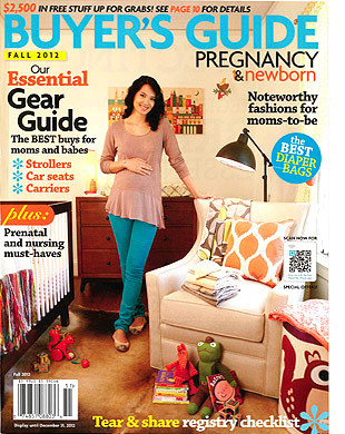 Young America in Pregnancy & Newborn Magazine