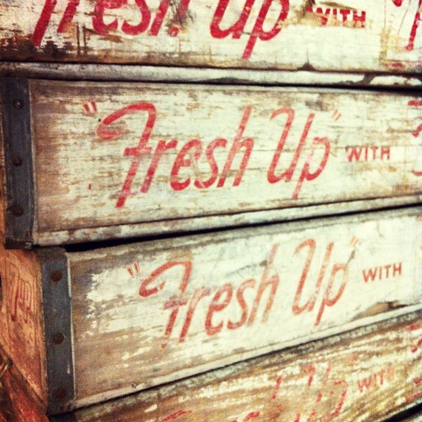 fresh up…… with Design