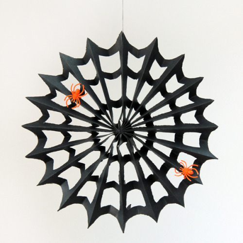 halloweencrafts: DIY Paper Cut Spiderweb Tutorial from This Heart of Mine here.