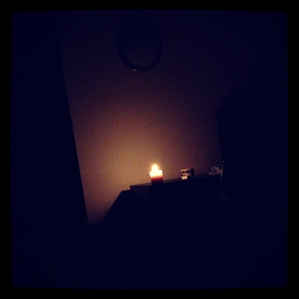 Candles 😍#romantic #pretty #instagram #photo #photography  (Taken with Instagram)