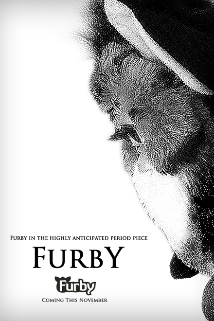 "Furby Cast In Highly Anticipated Period Piece Esteemed actor Furby, known for dedicating years of his life to getting into character for films, will star in the upcoming period piece, ""Furby,"" set in 1998. The role will require a magnificent transformation for the actor, who will need to mask modern LCD eyes to retell history."