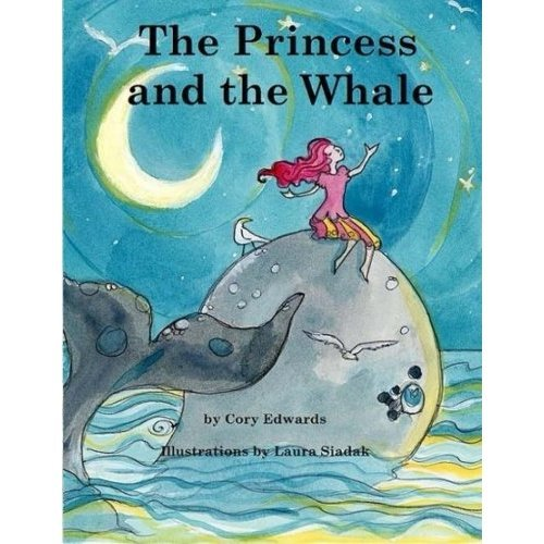 The Princess and the Whale!The book is up on Amazon :D (clicking image will take you there)