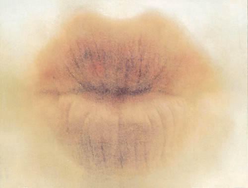 Benno Friedman, Seymour Chwast, The Mouth, 1975