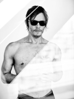 Norman Reedus captured by Adrian Nina