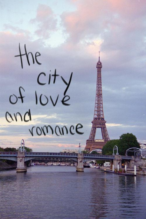 I really love Paris! I do! I do!