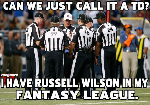 The end of yesterday's Monday Night Football game can be described in word: FIASCO!