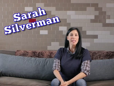 Sarah Silverman Hilariously Explains Voter Suppression Laws, Which Is Not Hilarious At All (NSFW)