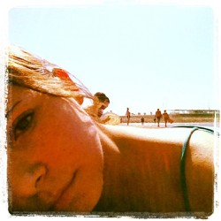 #beach #sea #valencia #valencia2012 #holiday #me #selfie #sun (Scattata con Instagram)