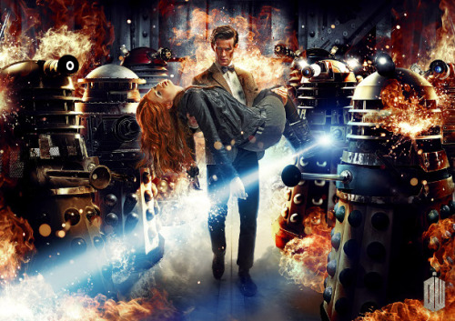 Matt Smith To Appear At London Comic Con | SFX  Matt Smith will be appearing at MCM Expo London Comic Con at ExCel on Friday 26 October. The Eleventh Doctor will be in a panel alongside the show's executive producer, Caroline Skinner, at the MCM theatre, chatting about all things Doctor Who (except the fiftieth anniversary, probably, unless he wants a stern telling off from Steven Moffat). It will also be streamed online for any fans that can't make it. He'll be launching the new Doctor Who Series 7, Part 1 DVD (on general release 29 October). The first 100 people who purchase the DVD from the BBC Worldwide stand will be able to have it signed by the man himself.  For ticket info and more, check out SFX.