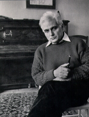 "Jacques Derrida, ""intellectual terrorist."""