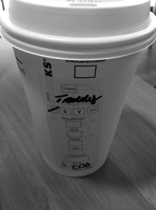 "I find it endearing that Brazilians find new ways to say my name. ""Toddy"" — also a famous Brazilian chocolate milk — is the most common I hear about town.  Closer friends who now get the joke call me Toddynho. Whether I like it or not, the nickname has started to stick."