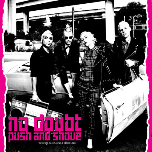 Check out the video for No Doubt's single Push and Shove featuring Busy Signal & Major Lazer off their new album of the same name. (Out today!) Watch: