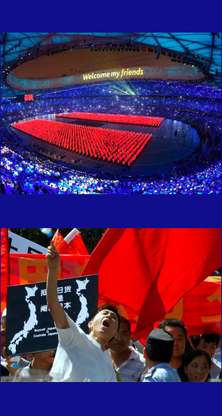 What do the 2008 Beijing Olympics and protests against Japan have in common? Jeffrey Wasserstrom writes for YaleGlobal that they both create illusions in One Country, Many Voices