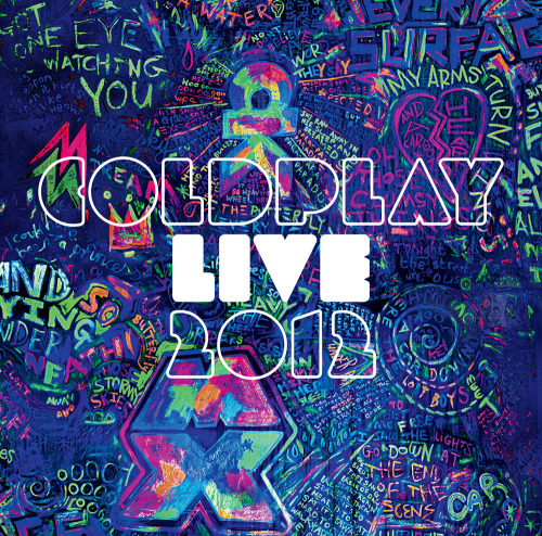 coldplay:  Here's the amazing cover art for the #ColdplayLive2012 concert film / live album (more info at: http://cldp.ly/cplive2012)
