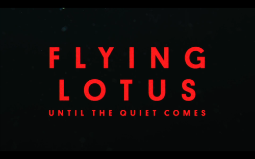 "Listen to Flying Lotus's new album ""Until The Quiet Comes"" on NPR. They have been on a roll these last few weeks."