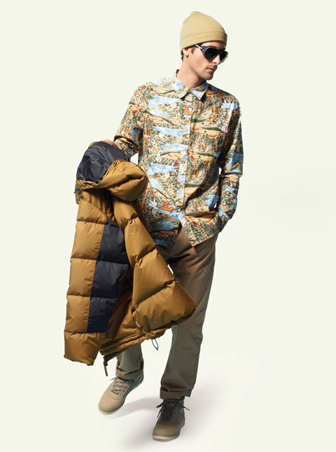 Stussy Autumn 2012 Men's Collection Here's the latest collection from Stussy for this autumn, continuing with their usual ideals of sportswear and urban life to make a strong and functional collection with key details. It is clear throughout that each garment is easily recognised as a Stussy product.  Now available online and at Stussy retailers.