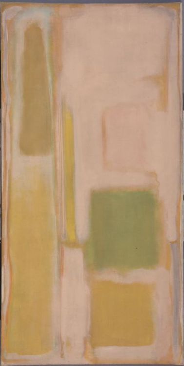 Happy birthday, Mark Rothko! Mark Rothko (American, 1903–1970). Untitled, 1949. Oil on canvas. Bequest of Josephine Morris. 2003.25.5. Currently on view in Gallery 13.