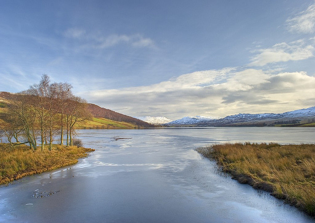LOCH FREUCHIE 2 by GRAEME BUCHAN on Flickr.