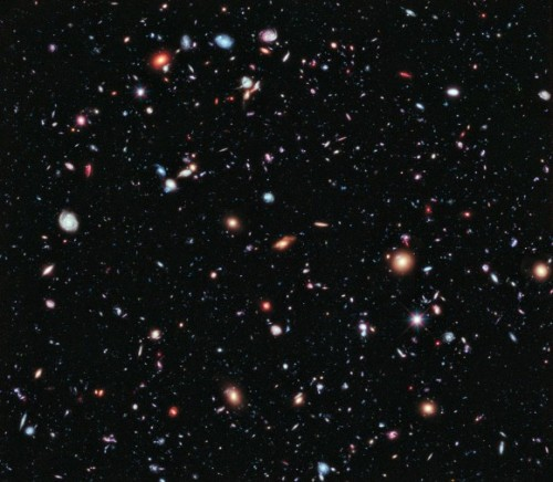 Hubble Goes to the eXtreme in Stunning New Deepest View Ever of the Universe