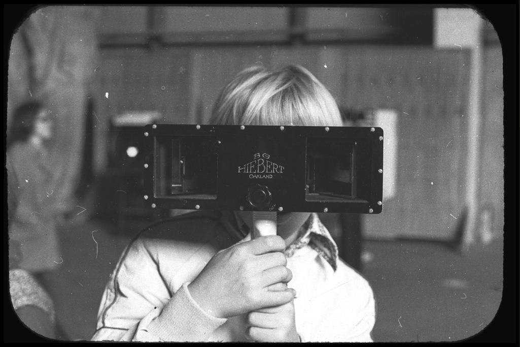 Stereoscopic Viewer, 1970's