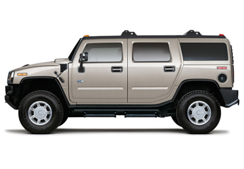 The Hummer H2 The Douchiest Cars of All Time