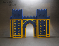 Ishtar Gate (by 'LL')