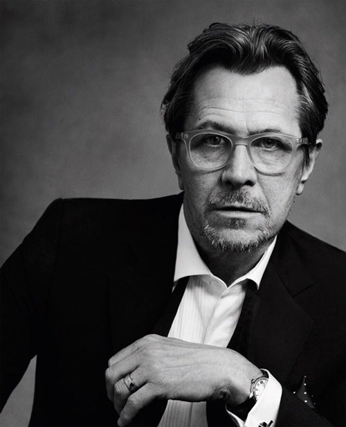 i lost count/100 pictures of → Gary Oldman