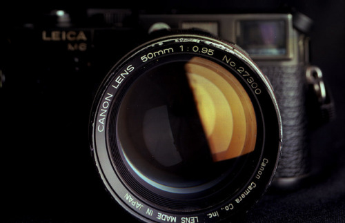 cameracadets:  Converted Dream Lens on my Leica M6 by O9k on Flickr.
