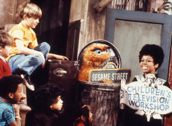 "theatlantic:  43 Surprising Facts About 'Sesame Street'  Sesame Street kicked off its 43rd season yesterday. We're big fans of the Street, and to prove it, here are some of our favorite Sesame facts. Oscar the Grouch used to be orange. Jim Henson decided to make him green before season two. In 1970, Ernie reached #16 on the Billboard Hot 100 with the timeless hit ""Rubber Duckie."" During a 2004 episode, Cookie Monster said that before he started eating cookies, his name was Sid. Mr. Snuffleupagus has a first name—Aloysius. How big is Big Bird? 8'2″.  Read the other 38 'Sesame Street' facts. [via mental_floss]"