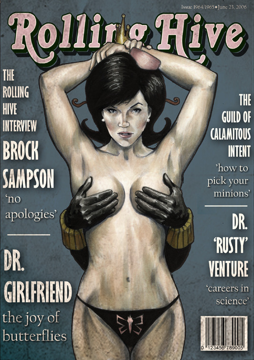 Dr. Girlfriend: Rolling Hive by Gattadonna