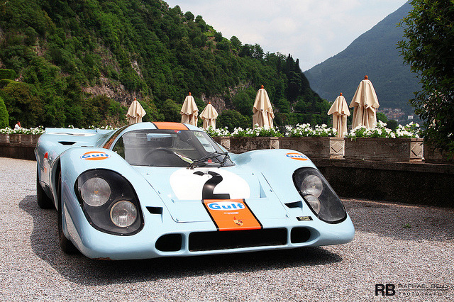 Porsche 917K by Raphaël Belly on Flickr.