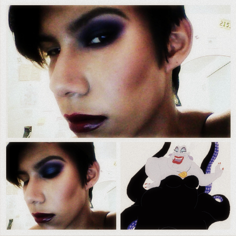 http://isaacvalenz.tumblr.com/:I was inspired by the sea witch, Ursula. I just decided to have myself some fun. Hope you like!