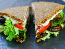 letthemeatvegancake:  Vegan Mediterranean Buckwheat Bread Recipe Here