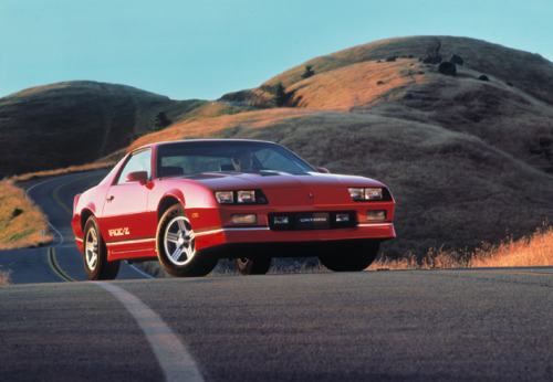 The IROC Z The Douchiest Cars of All Time