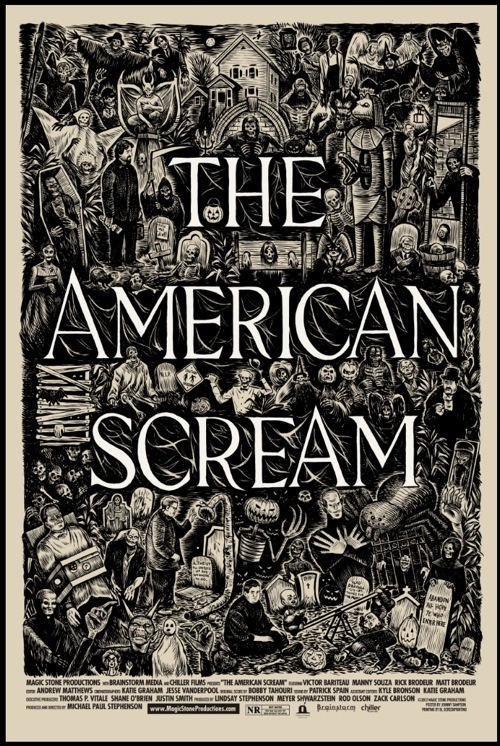 nevver:  American Scream