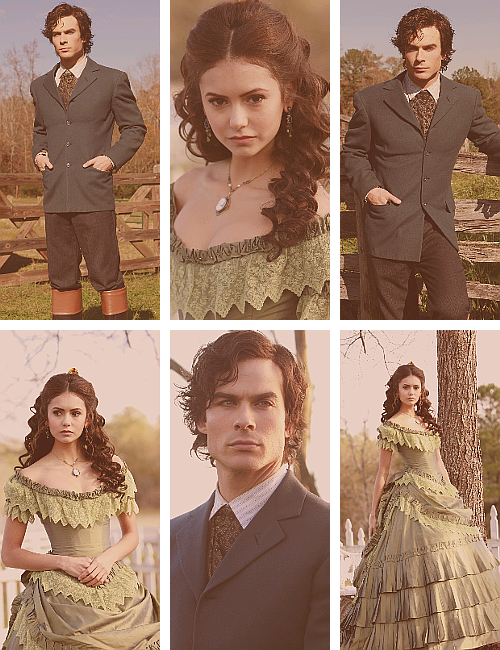 Katherine Pierce x Damon Salvatore [1x13] - Children of the Damned