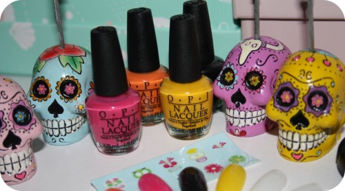 Going to be reviewing these little lovelies soon. OMFGyournails.blogspot.co.uk