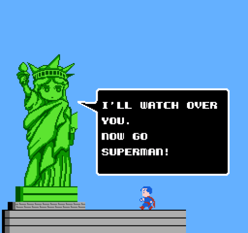 nesquotes:  Superman (1988, Kemco)
