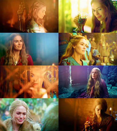 8 fave pics of Cersei @ summersgirls