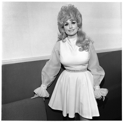 Henry Horenstein, Dolly Parton, Symphony Hall, Boston, Massachusetts, 1972