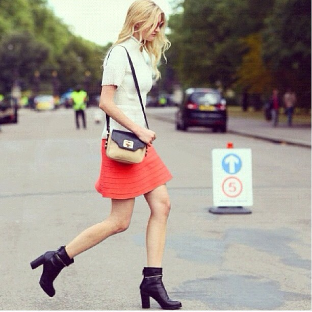 thanks @streetpeeper!  My fav look often #LFW after #Burberry via… @voguemagazine #ChristopherEsber #givenchy (Taken with Instagram)
