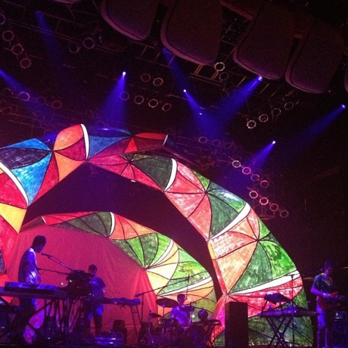 @therealanimalcollective sound check at House of Blues Vegas… Whatever happens in Vegas stays in Vegas…. Come out!!! #animalcollective  (Taken with Instagram)